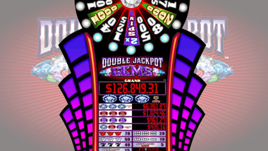 Double Jackpot Grand Wheel Gems